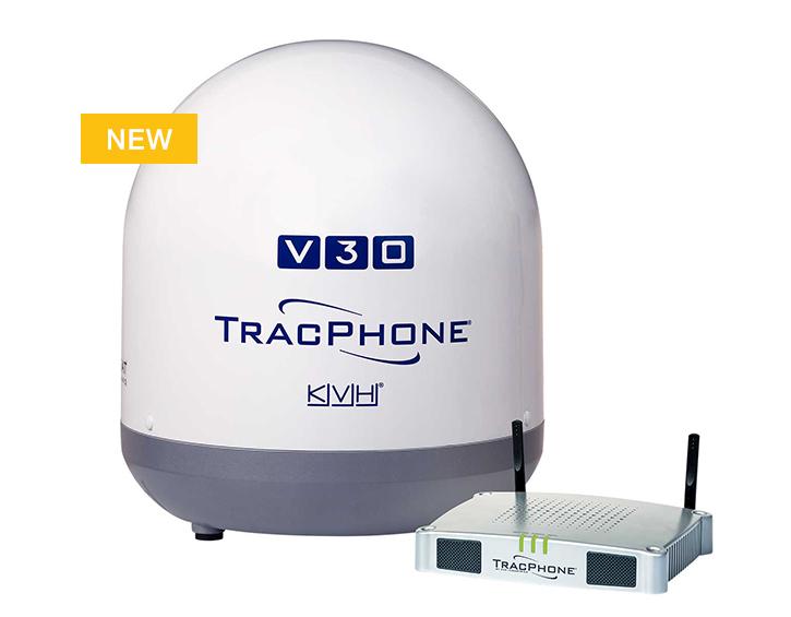TracPhone V30 Image