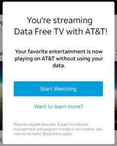 DirecTV-Data-Free-TV