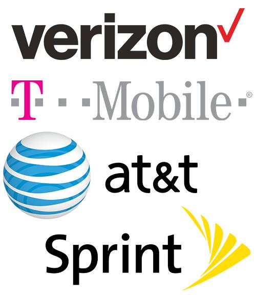 cellular carrier logos