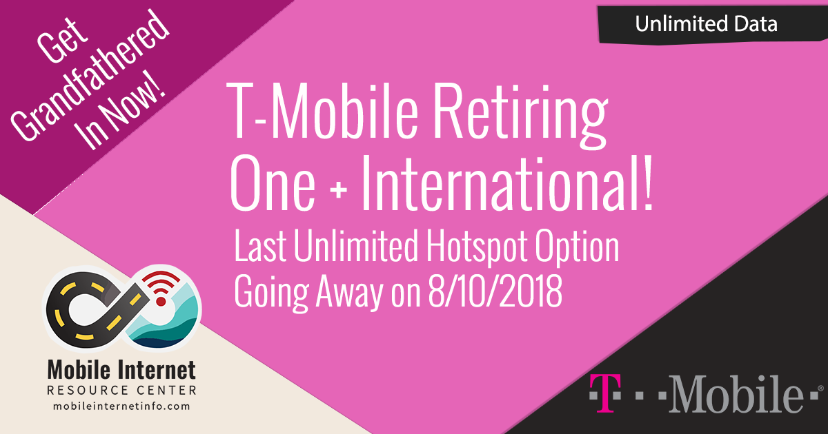 CONFIRMED: T-Mobile Eliminating One+ International Plan