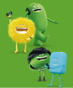 cricket-wireless-mascots