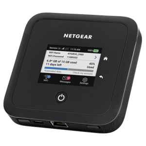Netgear Nighthawk M5 device