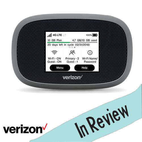 Product Overview Verizon Mifi 8800l Mobile Wifi Hotspot
