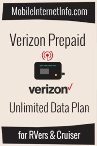 Verizon Prepaid Jetpack Unlimited Guide