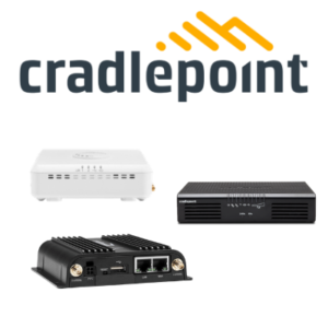 Cradlepoint Mobile Router Product LineUp