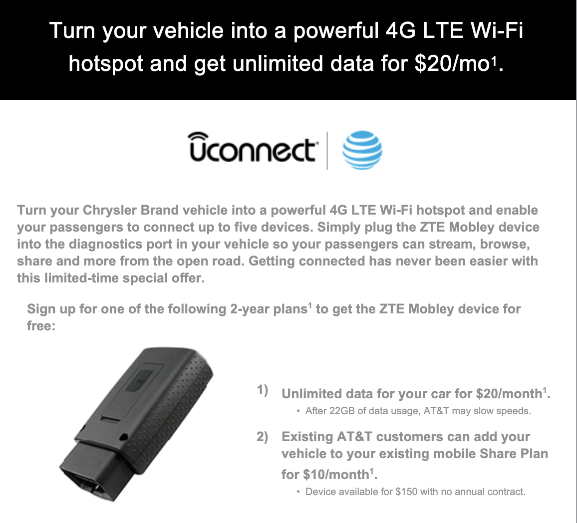 Att Internet Specials >> At T 20 Month Unlimited Mobley Plan Back For A Limited Time Via