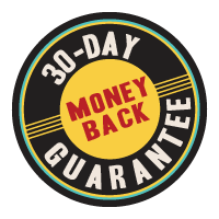 30 Day Money Back Guarantee Illustration