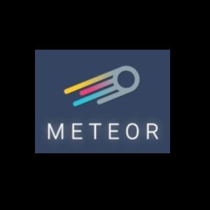 Meteor Speed Test App Logo