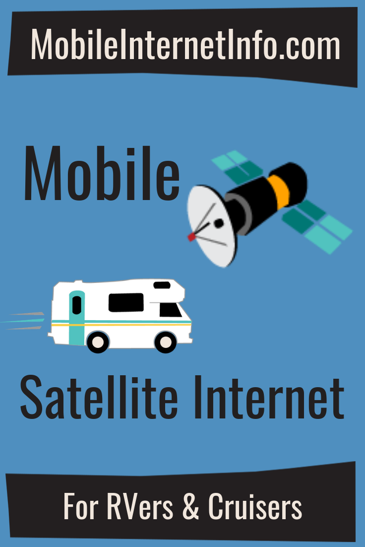 Featured Image for Mobile Satellite Internet Guide