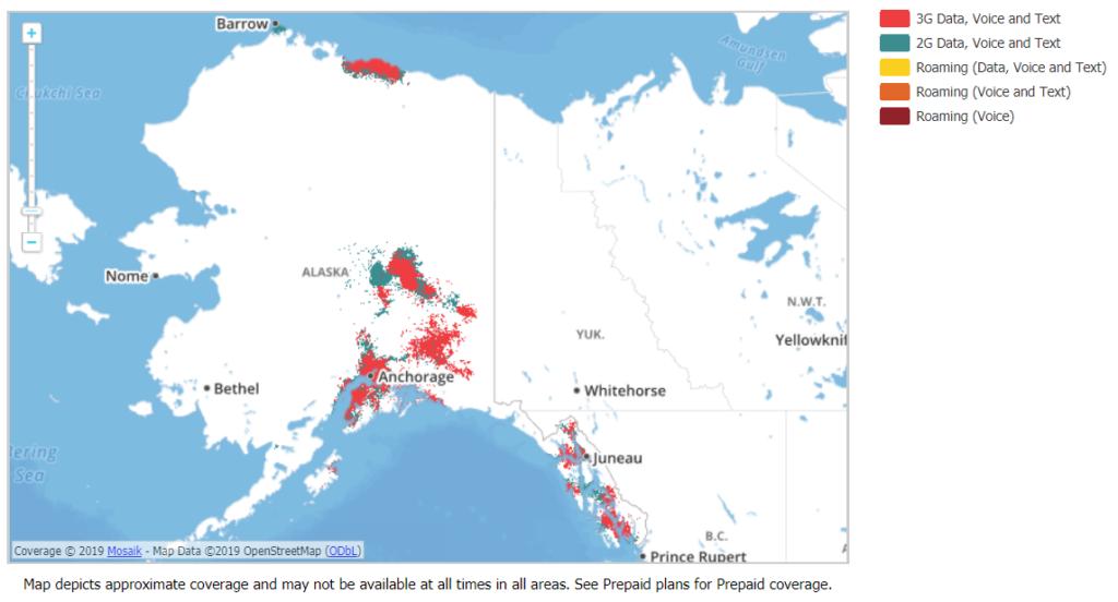 GCI-Alaska-CDMA-coverage-map-may-2019