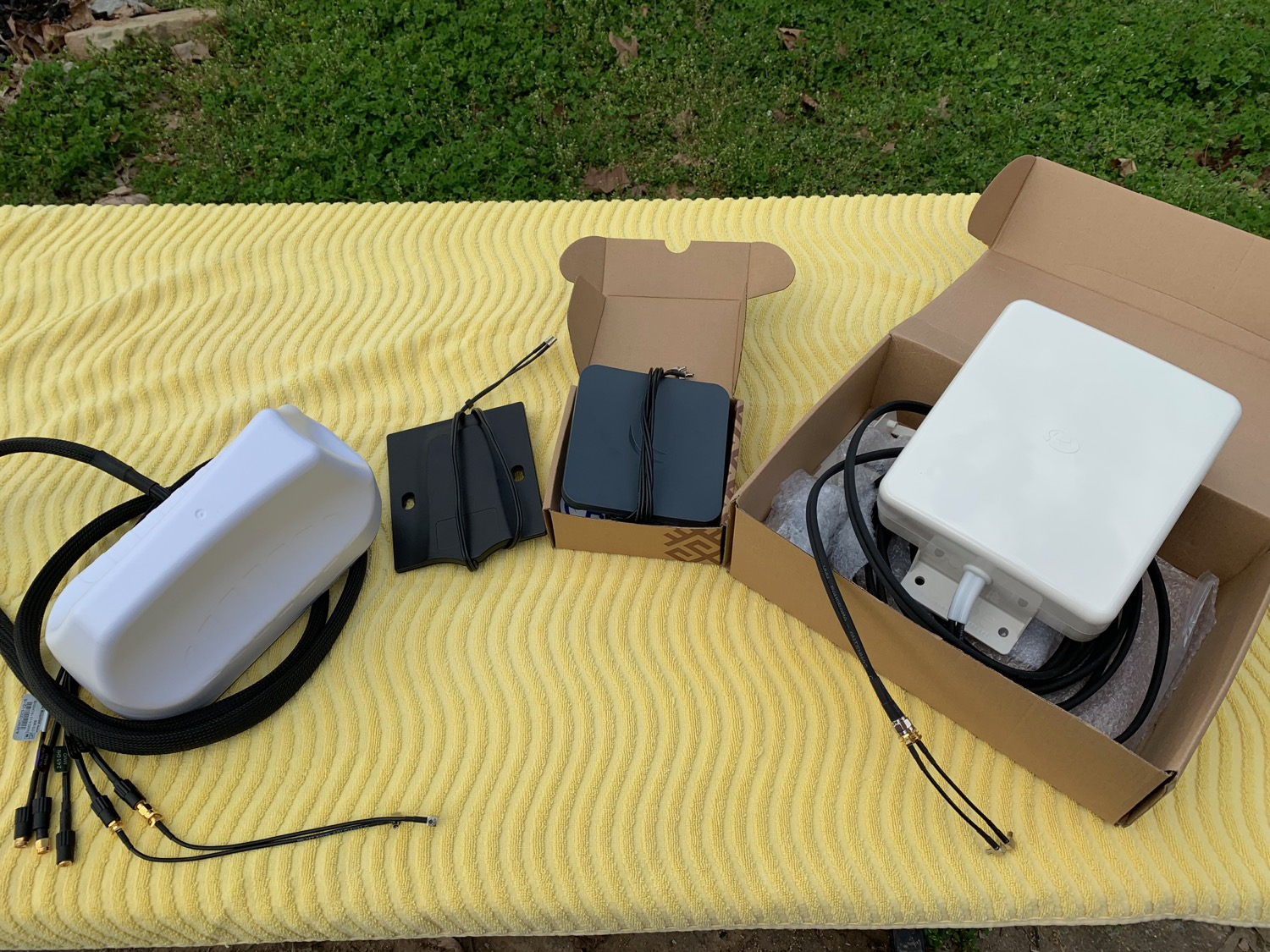 Mimo Motorhome Internet Options: [Complete] Cellular Signal MIMO Antenna Field Testing