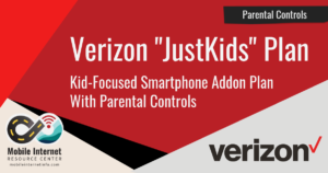 Verizon JustKids Plan News Article Header