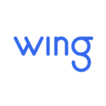 Wing Alpha Logo