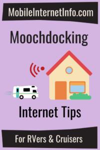 Moochdocking Mobile Internet Guide