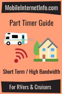 Part Time Traveler Mobile Internet Guide