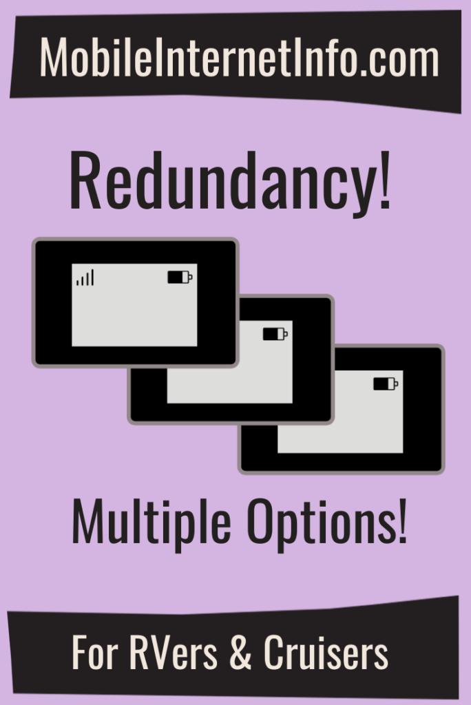 Mobile Internet Redundancy Guide Icon