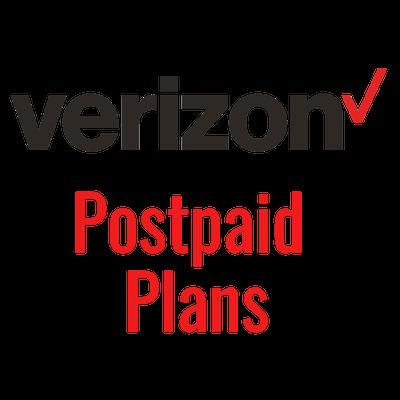 verizon postpaid plans