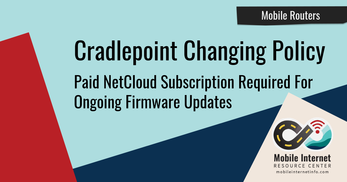 Cradlepoint-Support-Policy