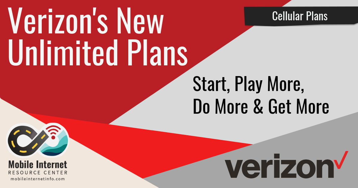Verizon Prepaid Unlimited $65/mo Data Plan for Jetpacks (And