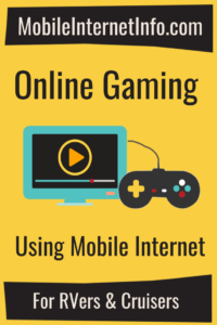 Online Gaming over Mobile Internet Guide
