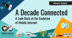 A decade of mobile internet