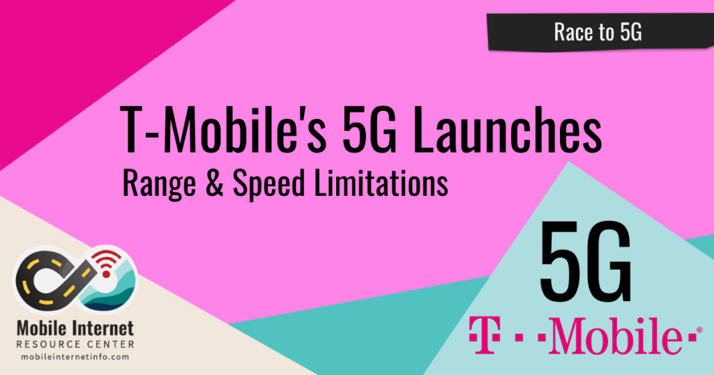 T-mobile launched 5g