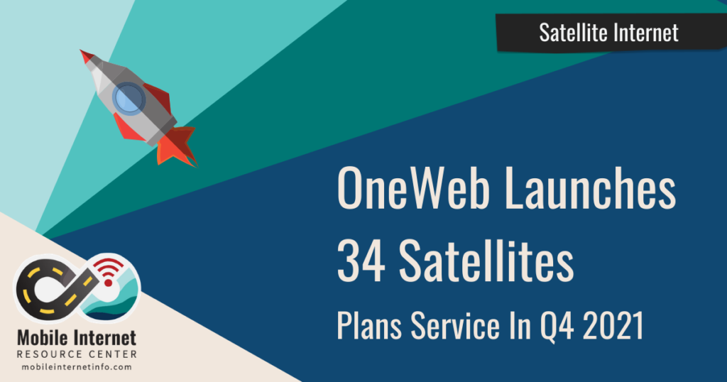OneWeb Launch