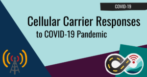 Cellular Carriers Add Extra Data in Response to COVID-19 Pandemic Header