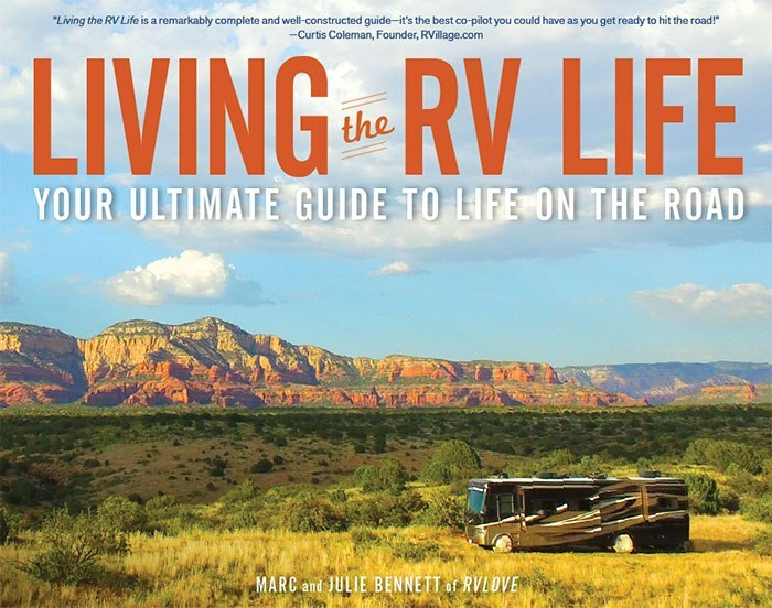 Living the RV Life Book