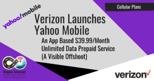 Verizon Launches Yahoo!Mobile - Based on Visible header