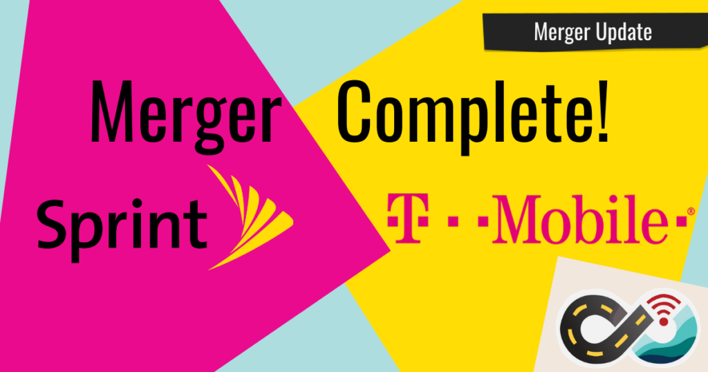 t-mobile sprint merger complete