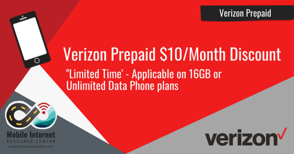 VerizonPrepaid10dollarpromor