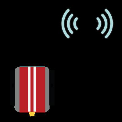 booster vs antenna illustration