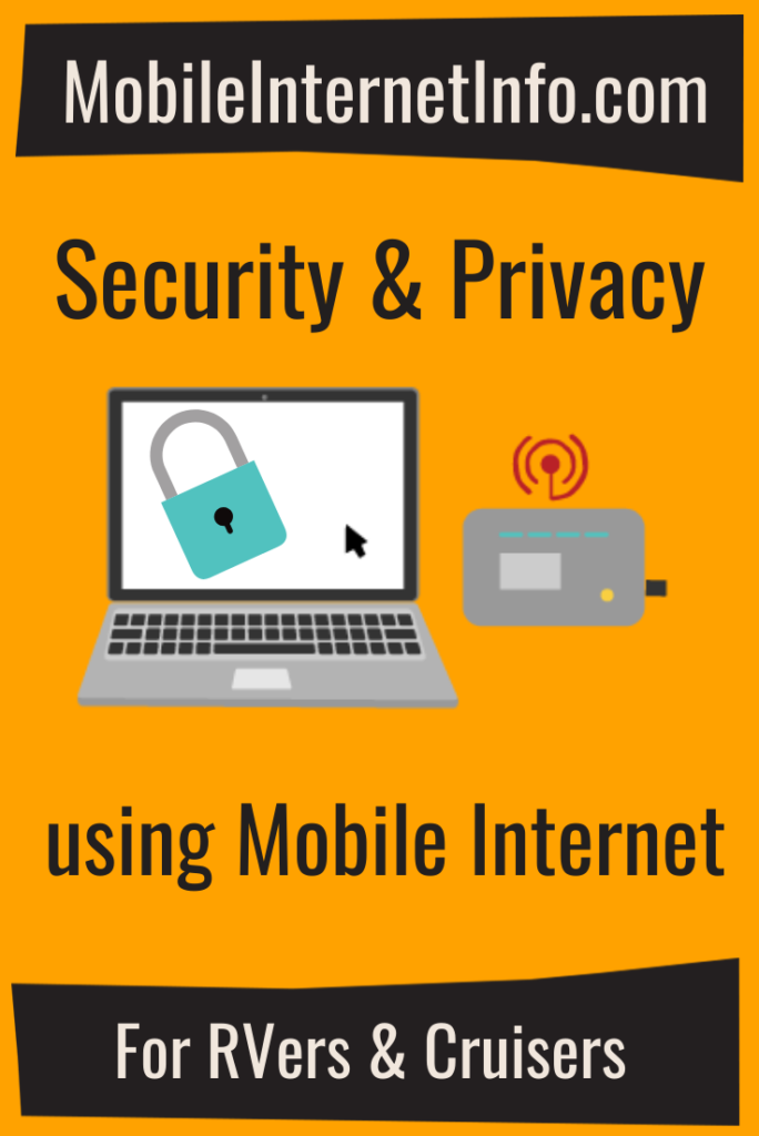 Security and privacy using mobile internet guide featured image