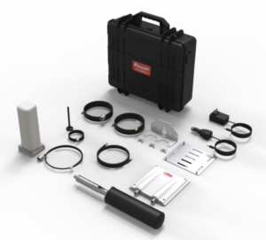 SolidRF Pro RV Kit Components