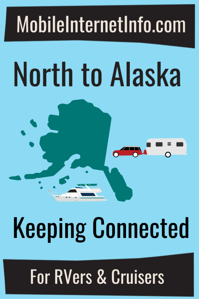 keeping connected in Alaska guide featured image