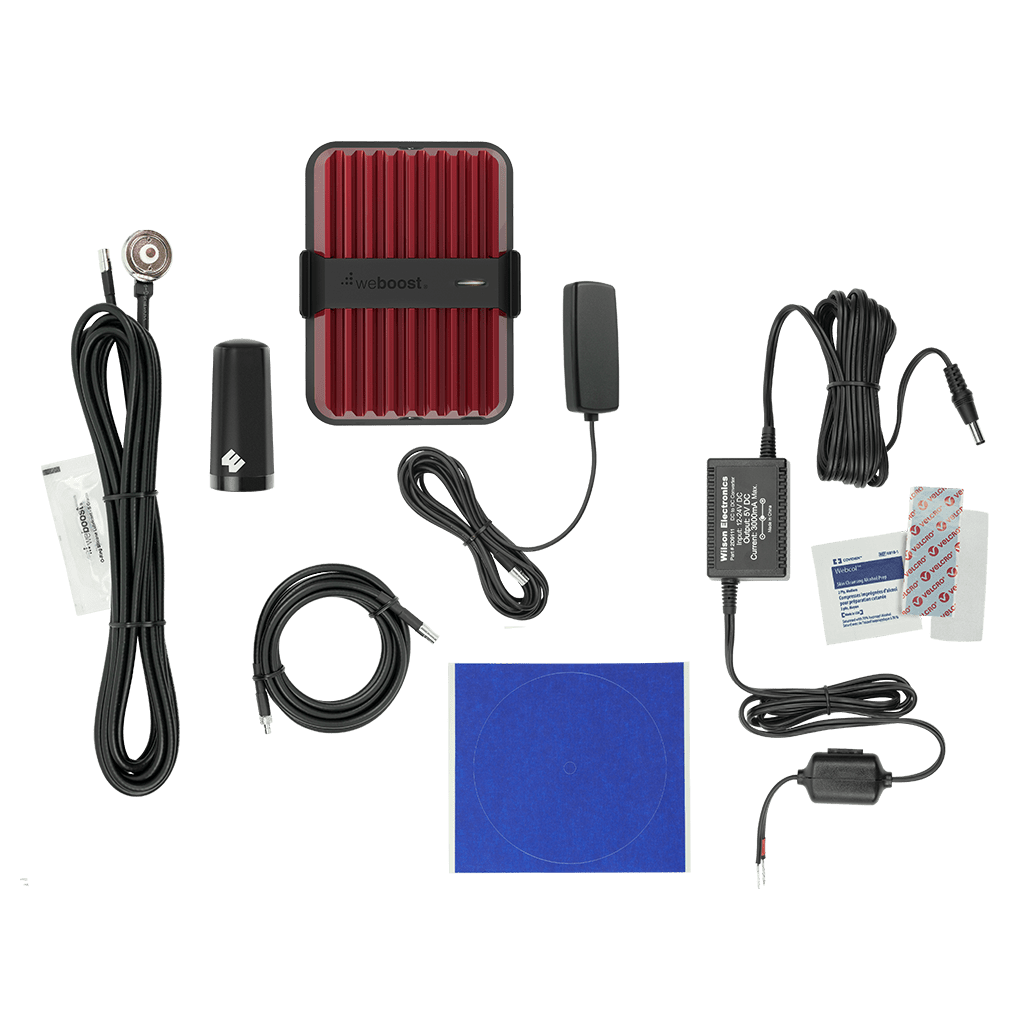 weBoost Reach Fleet Kit Components