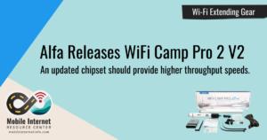 Alfa Releases WiFi Camp Pro 2 V2 story header
