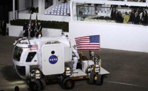 NASA Lunar RV