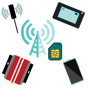 Using Cellular Data for Mobile Internet Resources