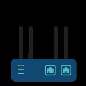 Router illustration