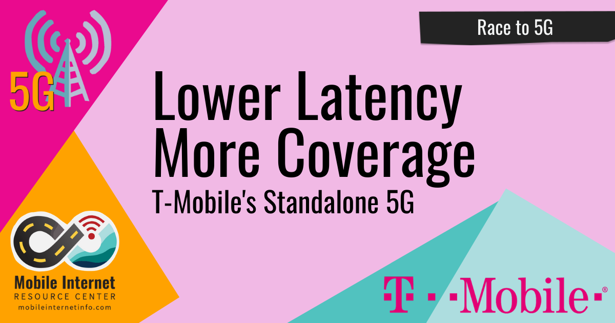 Article Header: T-Mobile's Standalone 5G Analysis - Lower Latency and More Coverage