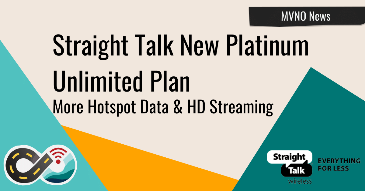 Article Header: Straight Talk Platinum Unlimited Plan