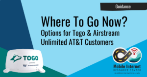 Article Header: Options for Togo Roadlink Users with Expiring Data Plans