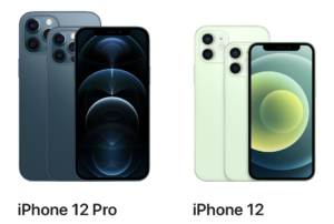 iPhone 12 variants