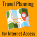 Travel Planning around Mobile Internet