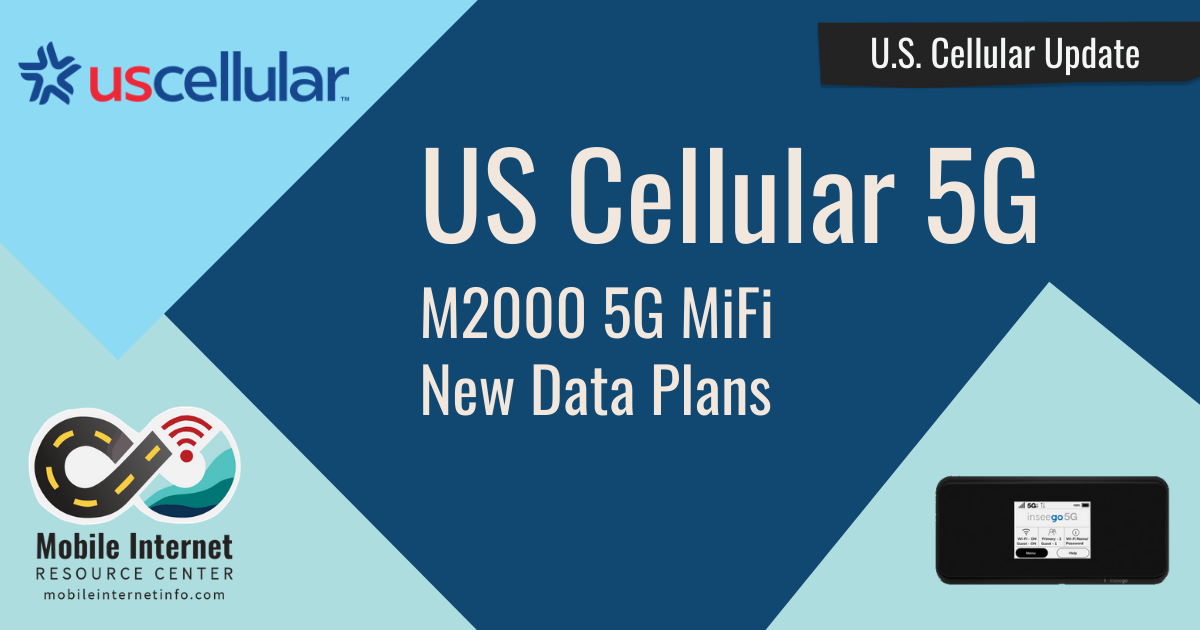 Article header: Inseego MiFi M2000 available on US Celluar