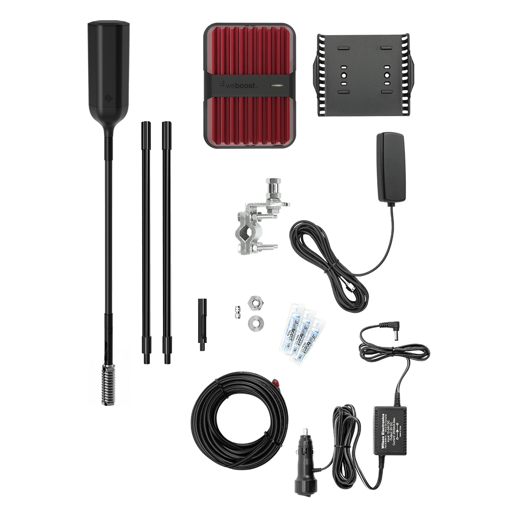 weBoost Reach OTR Kit Components