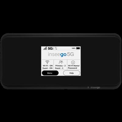 Inseego MiFi 5G hotspot