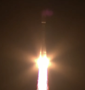 OneWeb Rocket on the December 2020 Launch